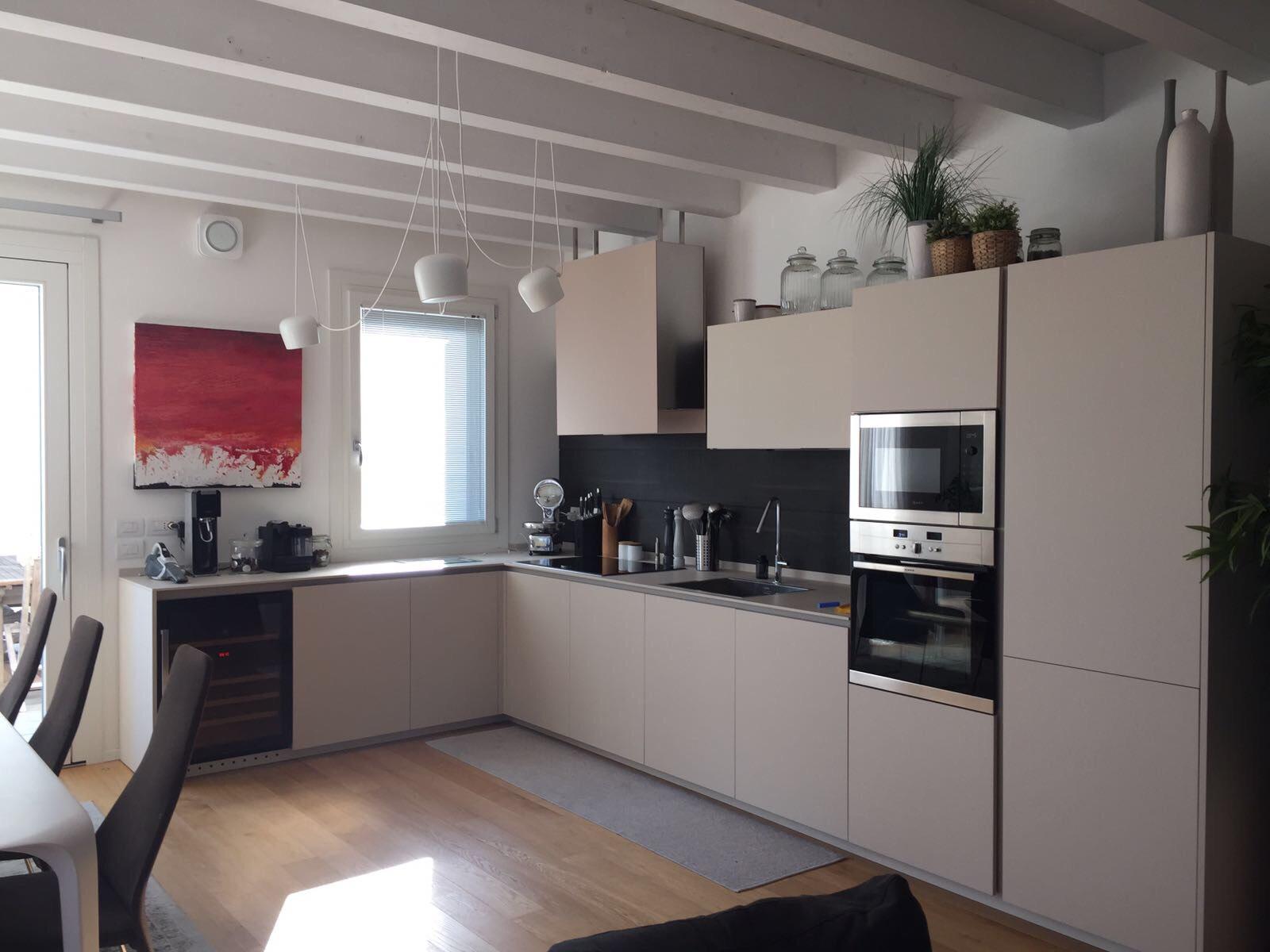 cucina a vista - Studio MiDa