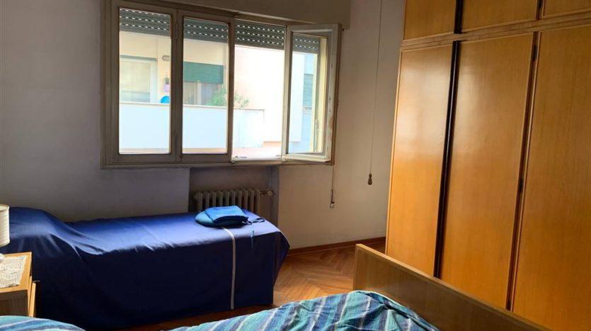 2° camera arredata dell'appartamento Mestre Centralissimo