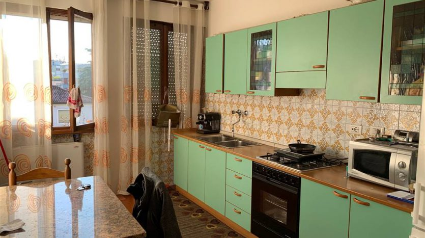 cucina appartamento a Mestre