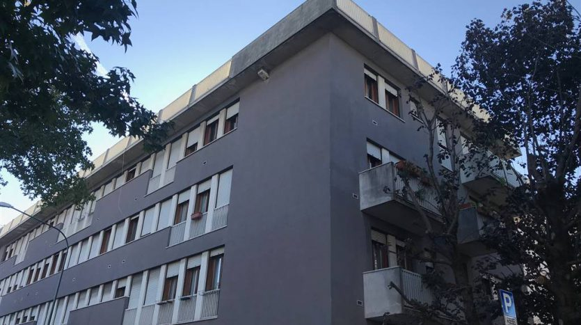 altro lato esterno appartamento a Mestre