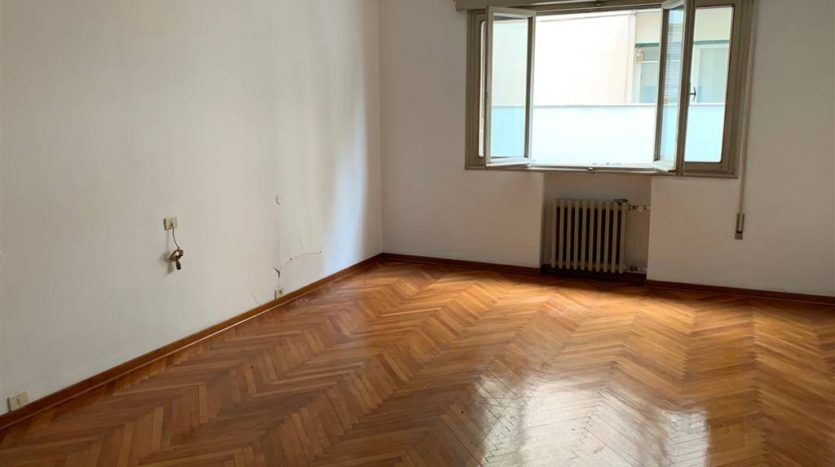 camera senza arredo allo stato attuale appartamento Mestre Centralissimo